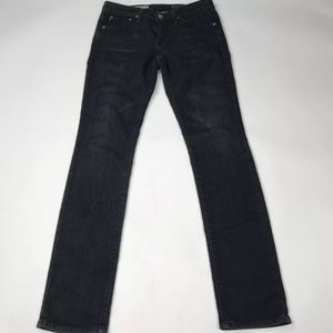 AG Adriano Goldschmied Stevie Straight Slim Jeans